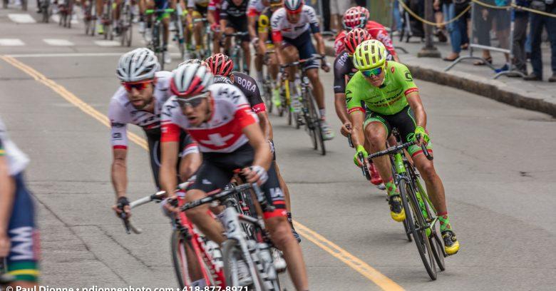 Grand Prix Cycliste de Québec du 9 septembre 2016.