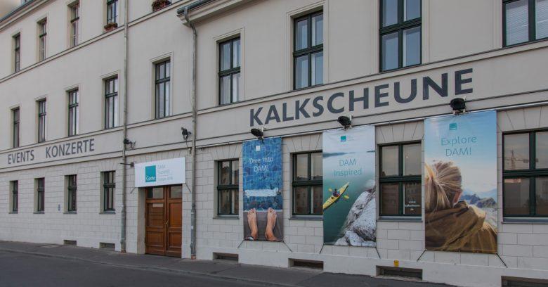 Kalkscheune, Berlin, Allemagne