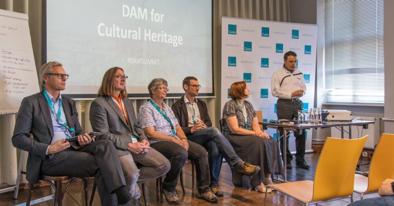 DAM for Cultural Heritage, Dam Summit 2016, Day 2, Berlin Allemagne