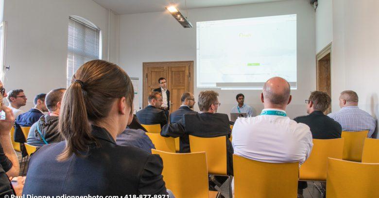 Personnalisation de Cumulus Portals, Dam Summit 2016, Day 2, Berlin Allemagne